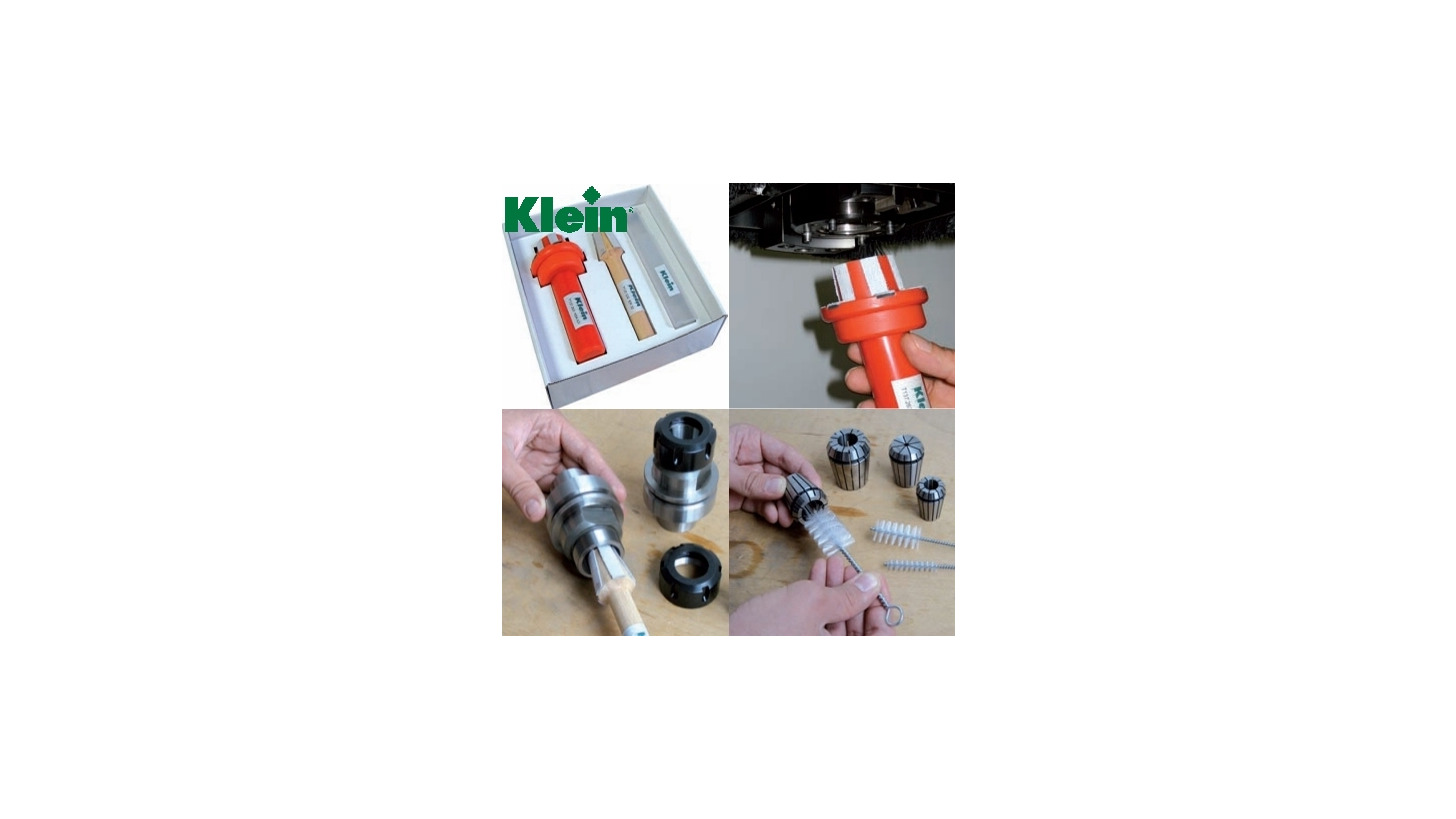 Logo Cleaning Kit for CNC Machines and Tool Holders