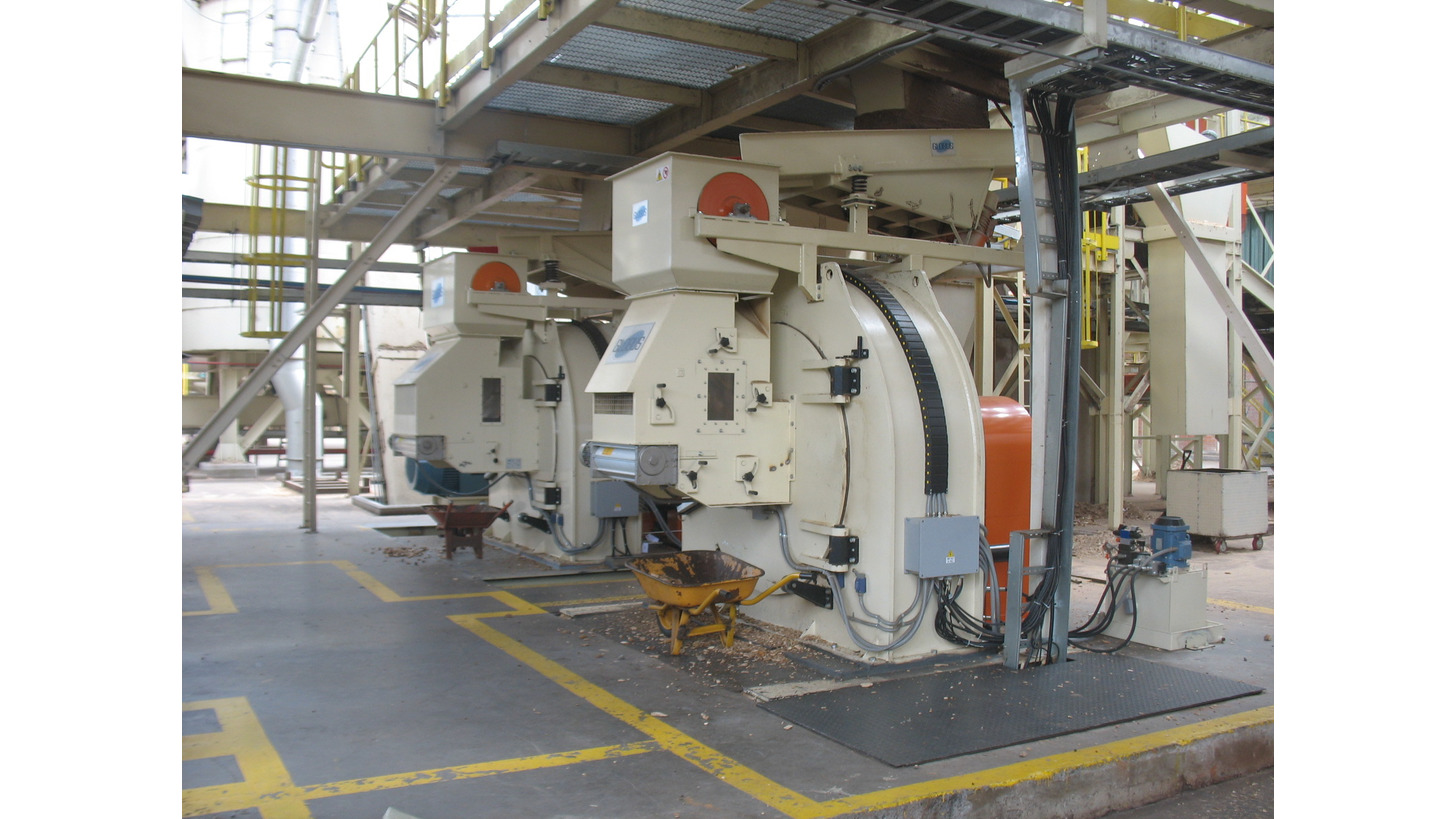 Logo Knife ring flakers - RCG