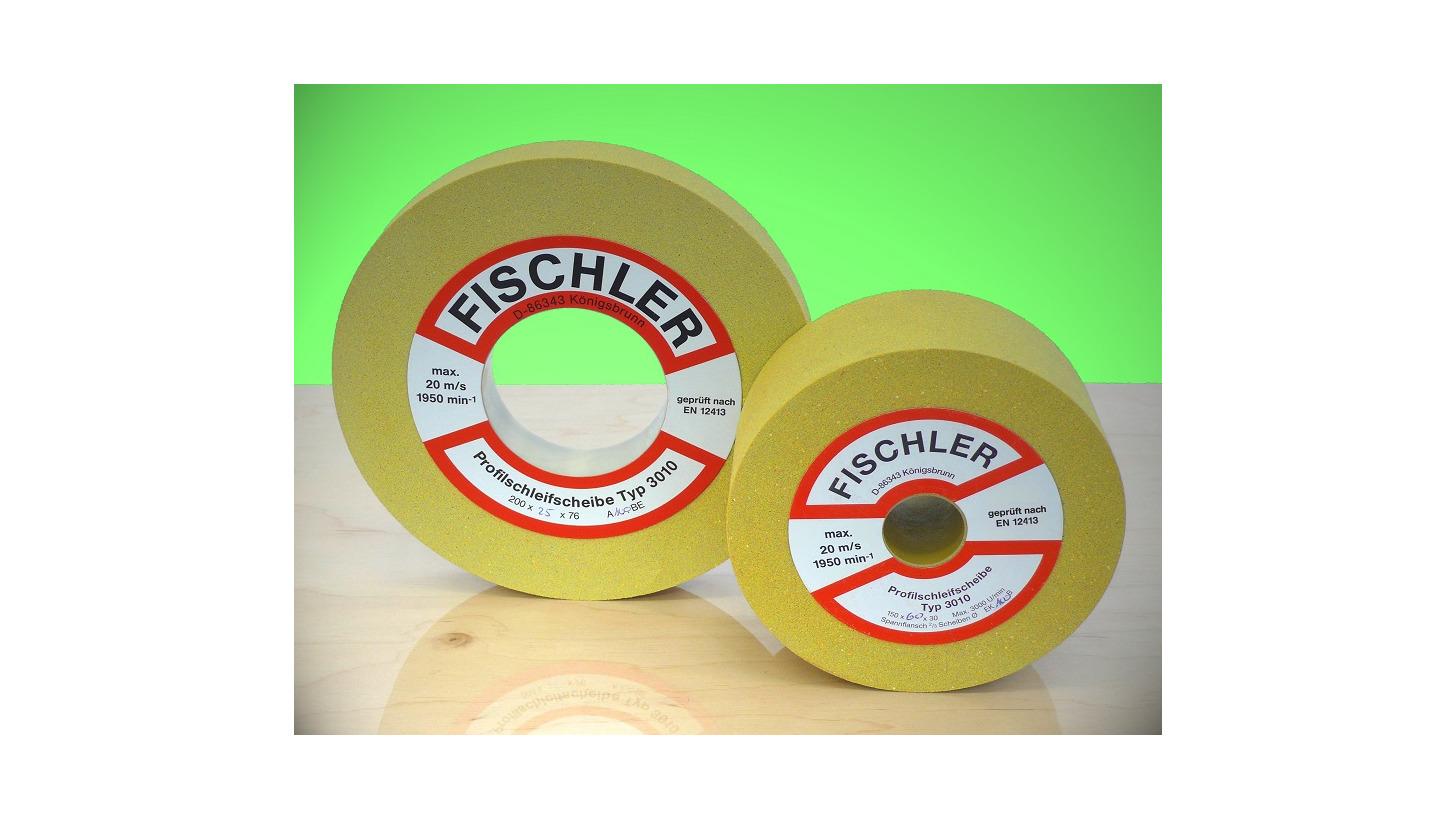 Logo Profile sanding wheel 3010