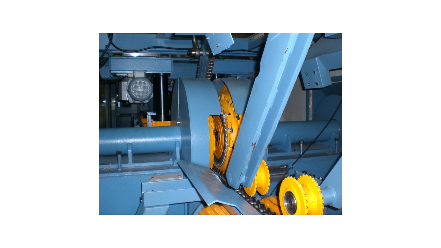 Logo Chipper canters / profiling lines