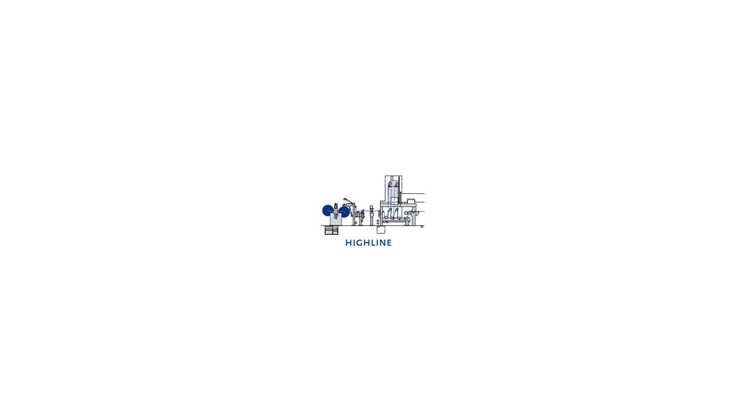 "Logo Imprägnieranlage ""HIGHLINE"""