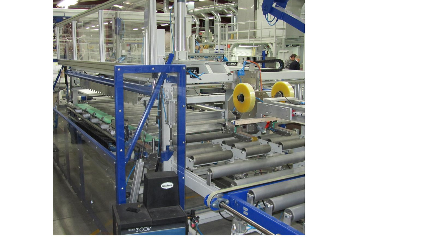 Logo Automation in Packaging and Picking