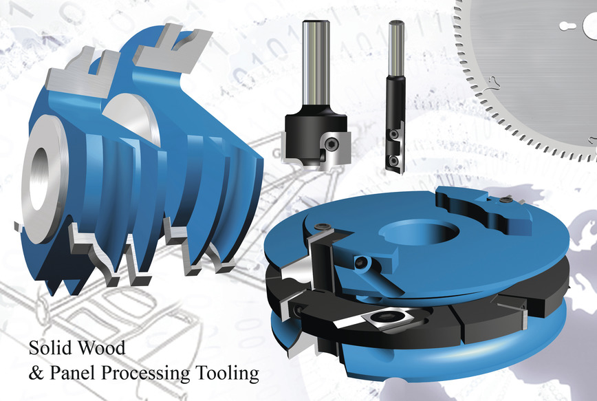 Logo solid wood & panel processing tooling