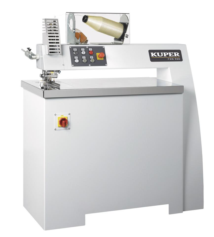 Logo KUPER FWS 920