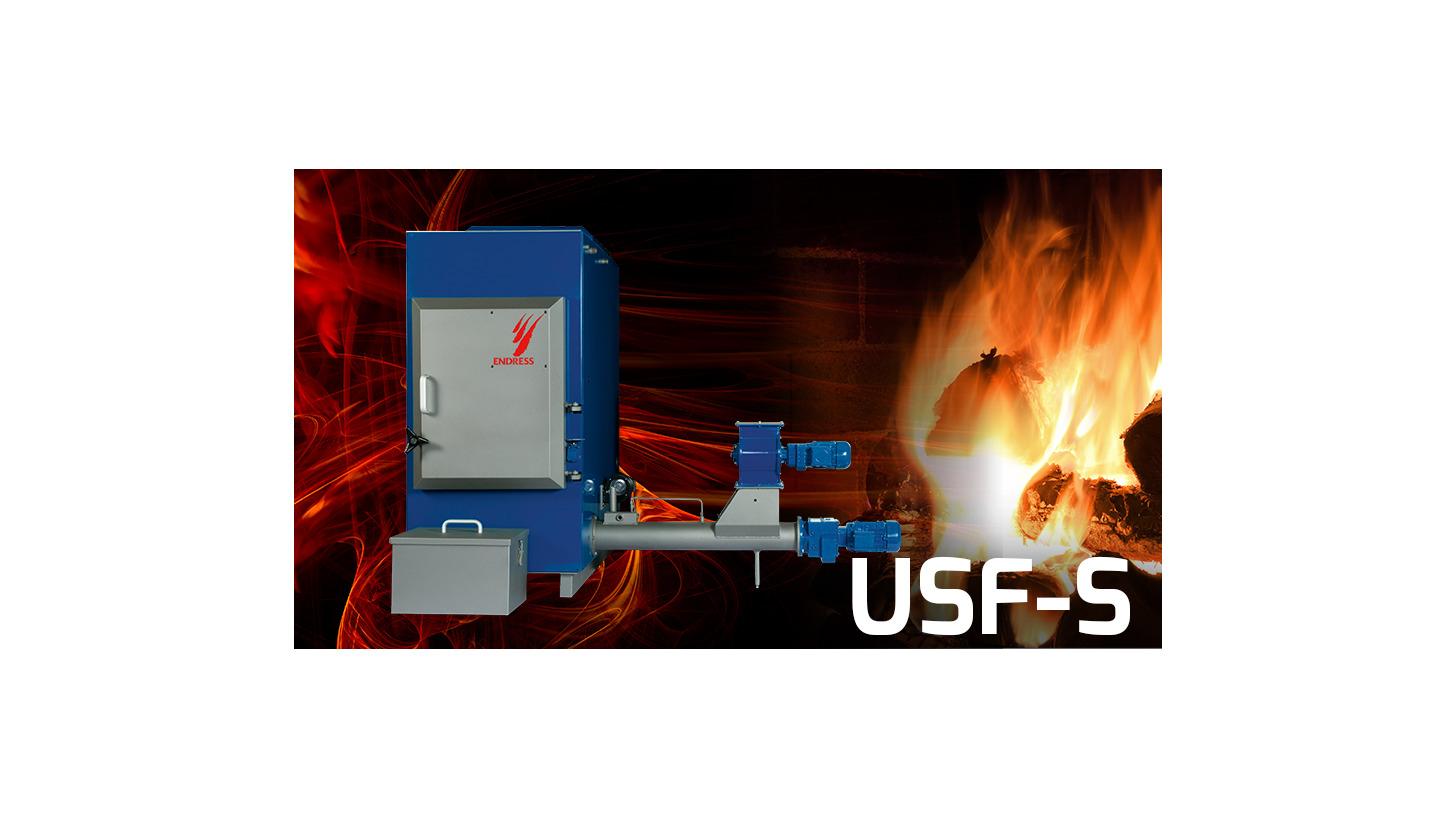 Logo Underfeet firing System USFS