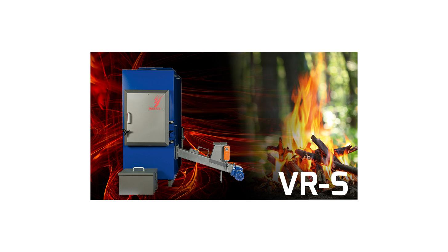 Logo Vorschubrostfeuerungen VR-S