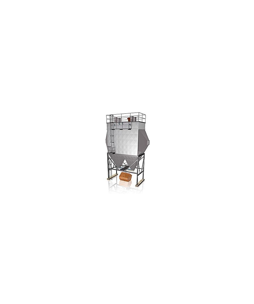 Logo BETH Dry Electrostatic Precipitator
