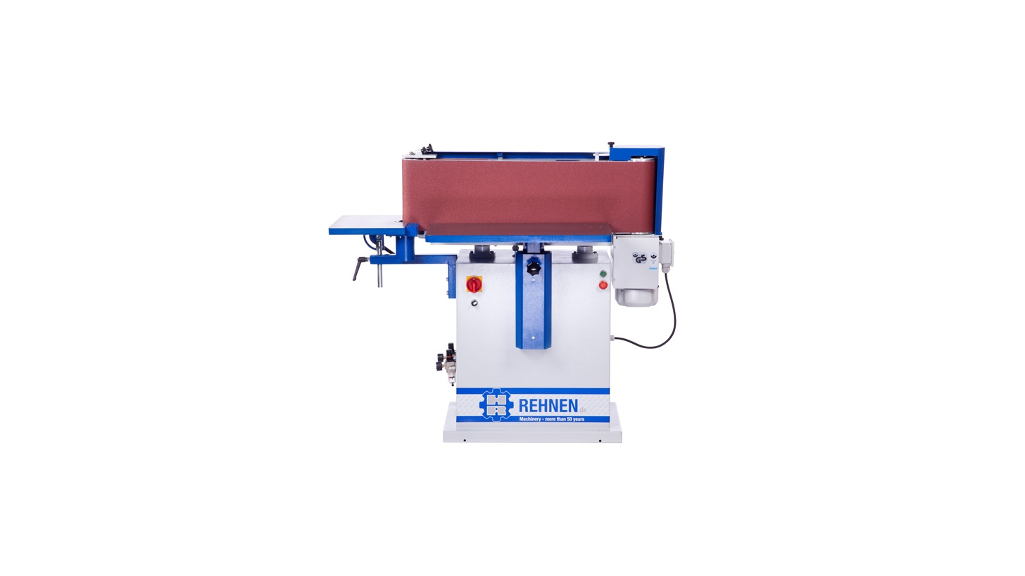 Logo edge sanding machine R300