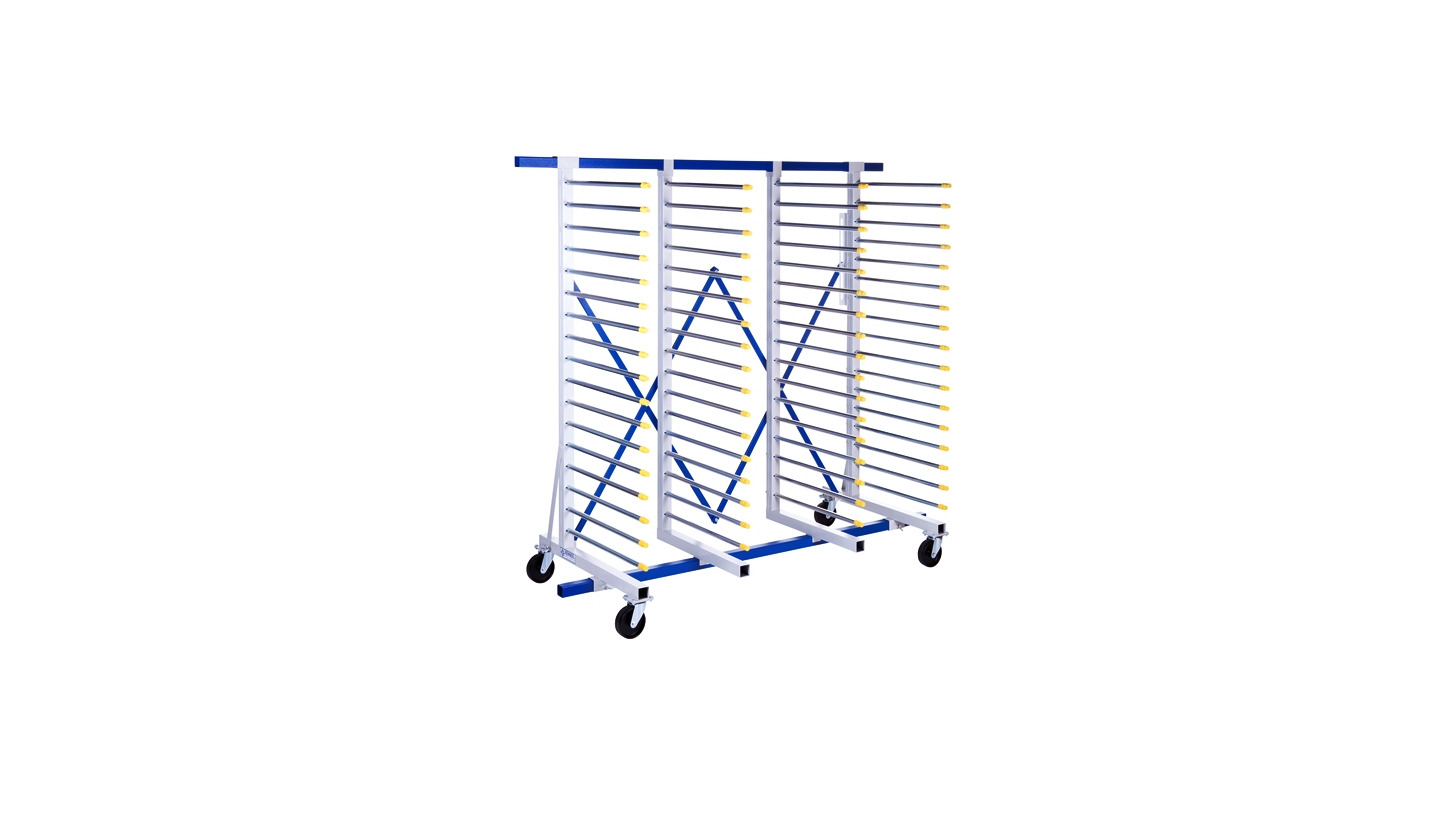 Logo Drying Rack Varioflex