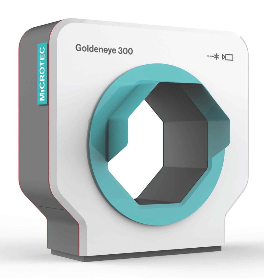 Logo Goldeneye 300 Multi Sensor Scanner