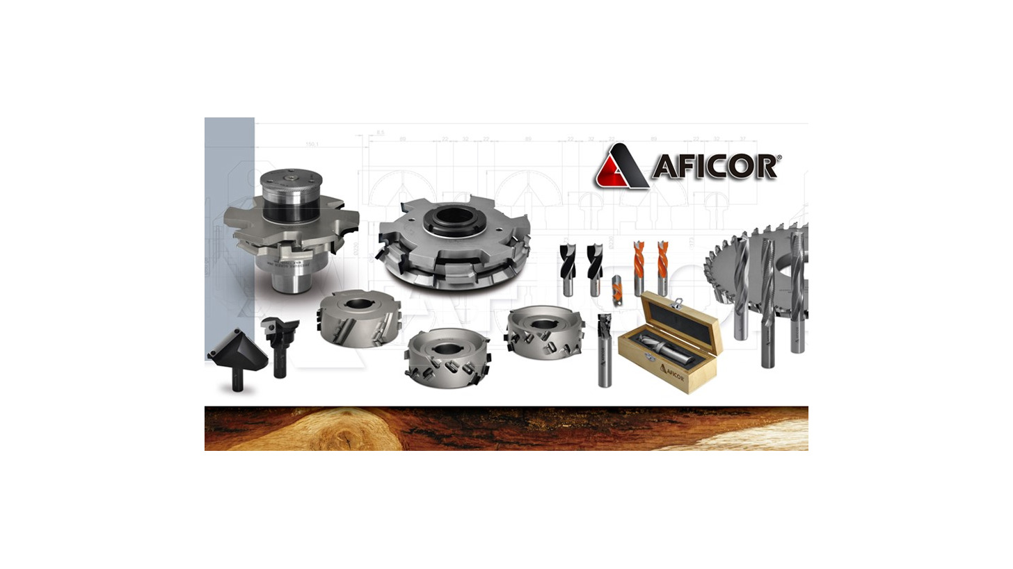 Logo PCD tools for woodworking