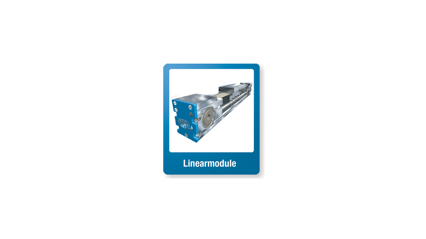Logo Linear modules