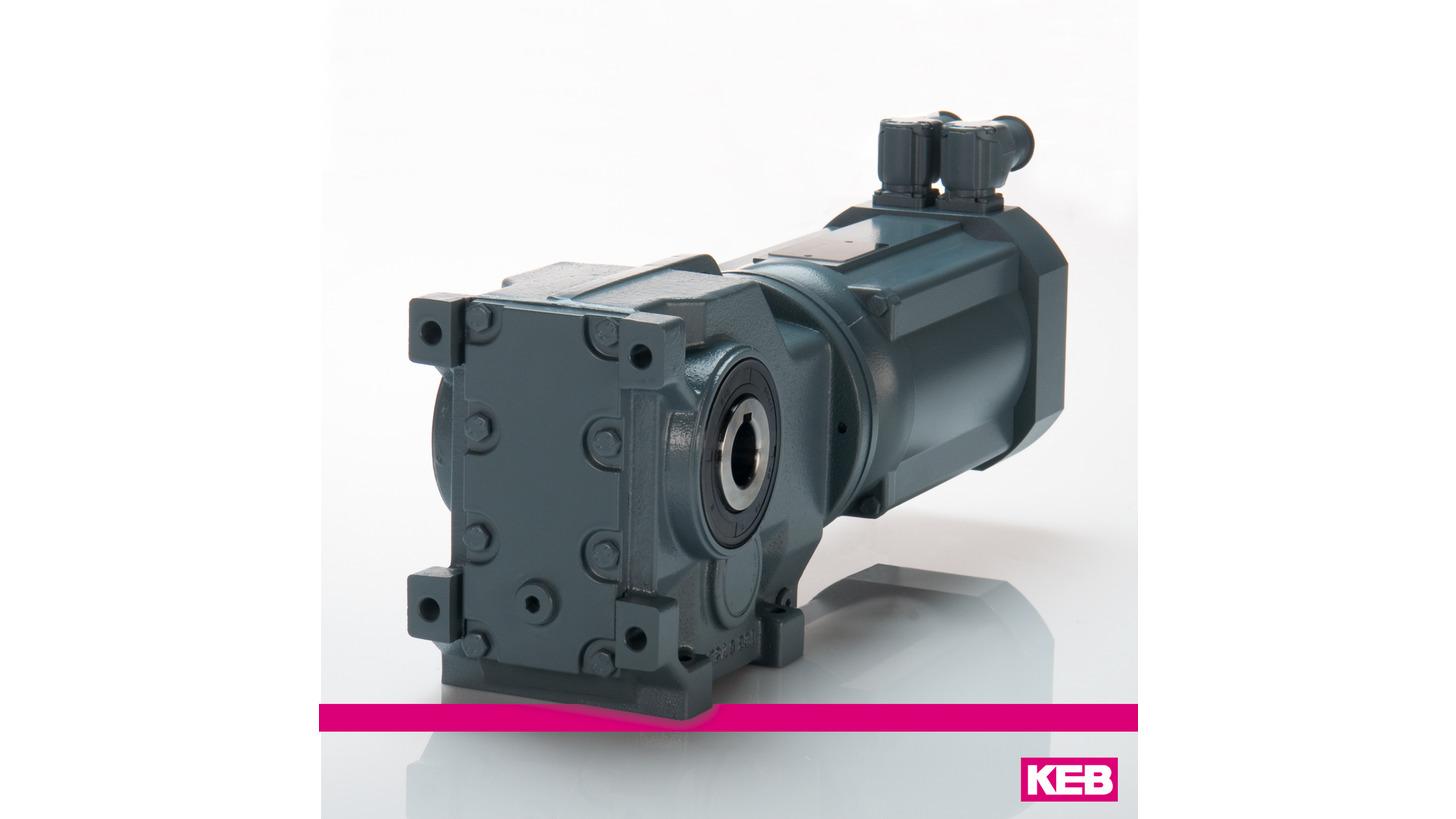 Logo KEB COMBIGEAR - Servo-Getriebemotoren