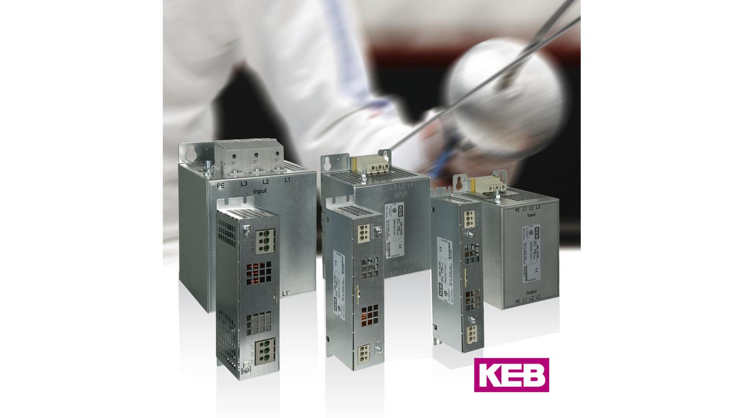 Logo KEB COMBILINE - EMC solutions