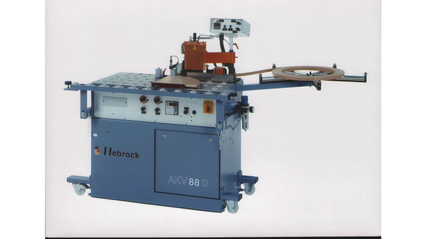 Logo Edge Banding Machine AKV 88 D