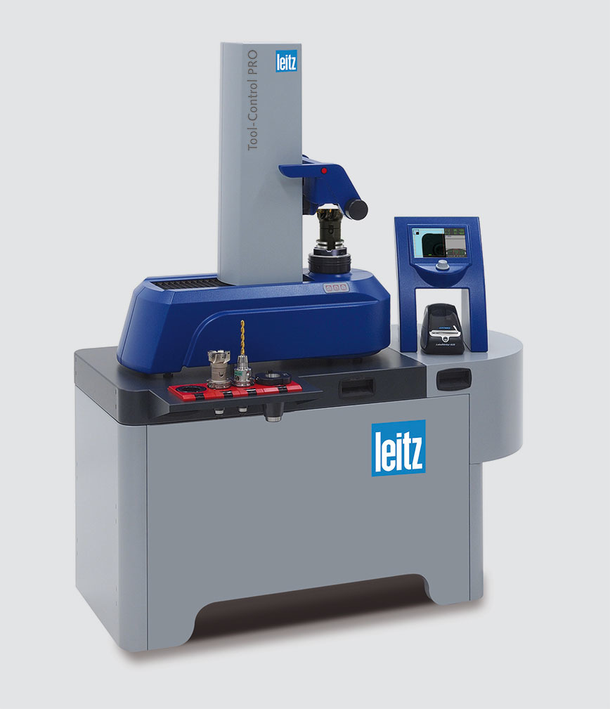 Logo Tool measuring and setting systems