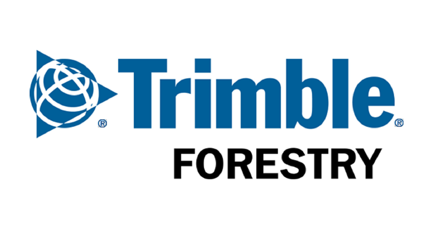 Logo Trimble's  Connected Forest Solutions: