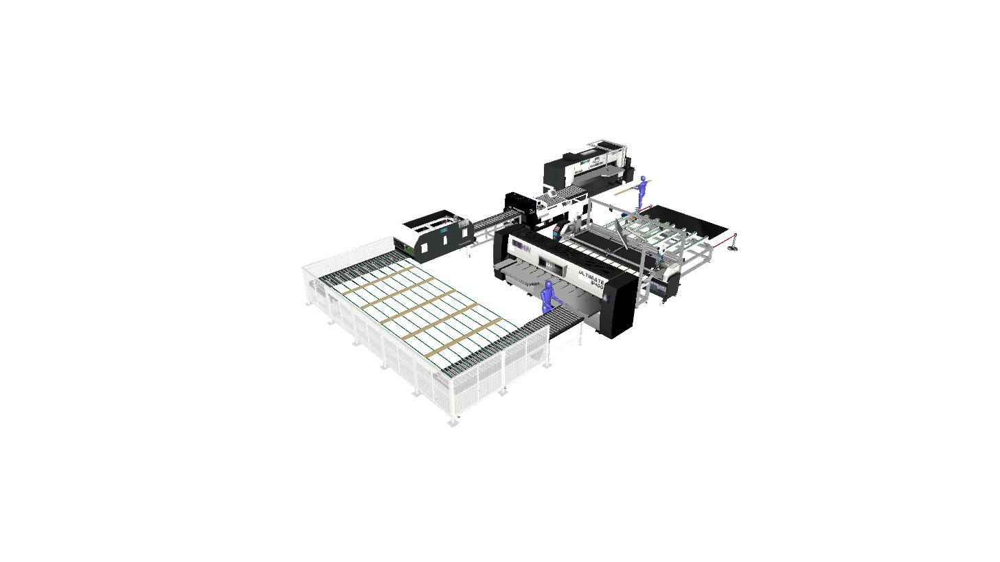Logo Smart Veneer Faces Production Line