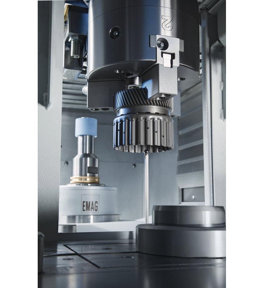 Logo Centreless grinding machine - VLC 100 G