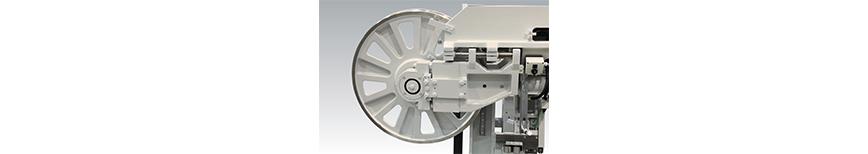 Logo Band sawing machine - HBM440A