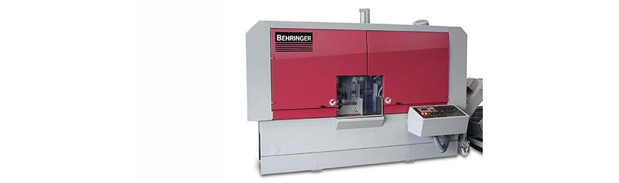Logo Band sawing machine - HBM540A