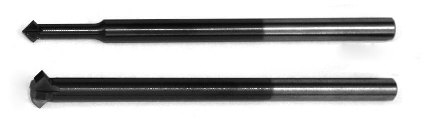 Logo Schab- und Entgratwerkzeug - Jongen UNI-MILL VHM 460 Ti10