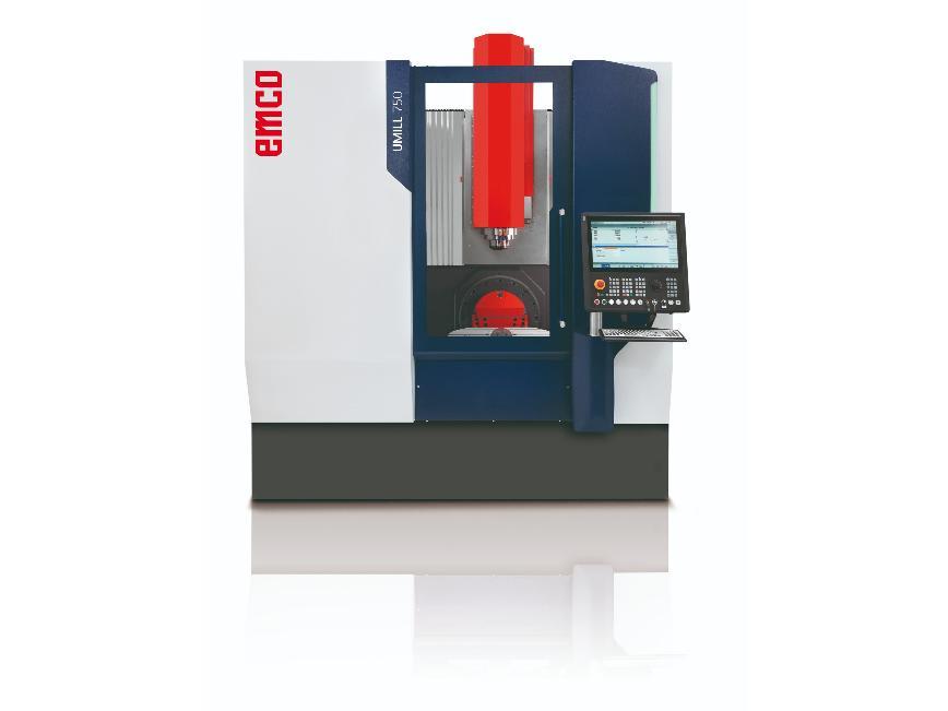Logo Universal machining centre - UMILL 750