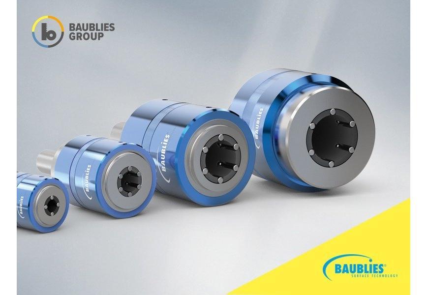 Logo Roller burnishing tools for external machining