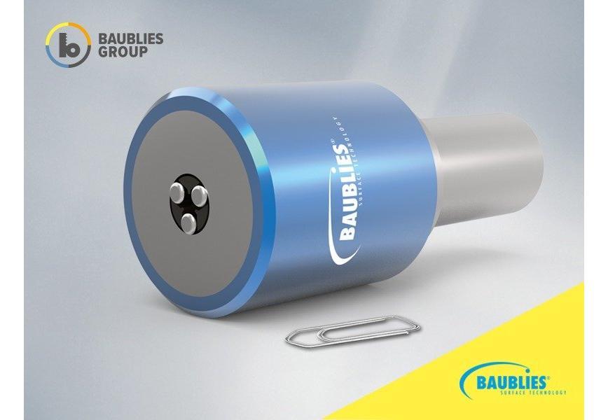 Logo External roller burnishing tool PICCOLINO