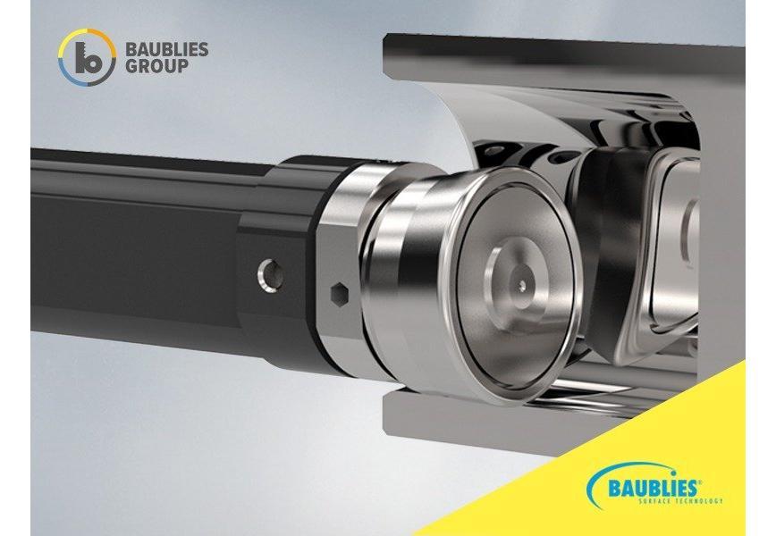 Logo Single-roller burnishing tool for internal-, external- and taper machi