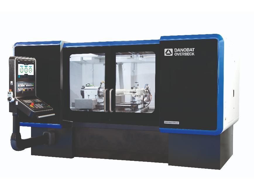 Logo ILD Innen-Universalschleifmaschine für großdimensionierte Werkstücke