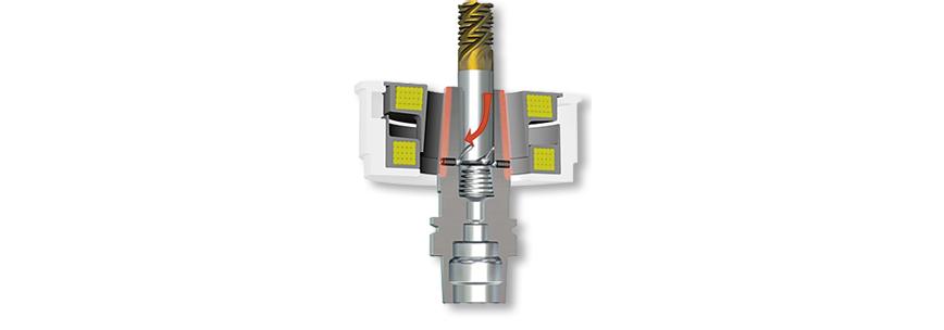 Logo Chucking system - SAFE-LOCK™