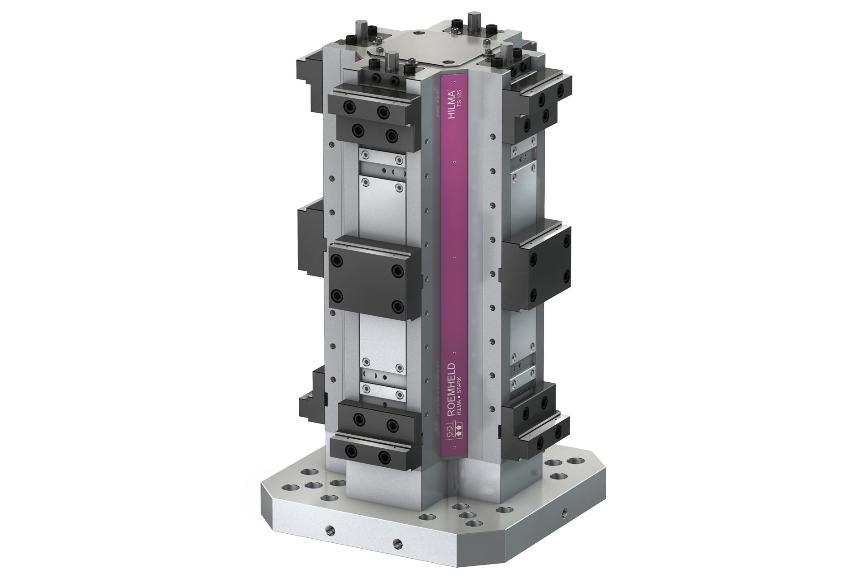 Logo Chucking system - Tower workholding sytems TS
