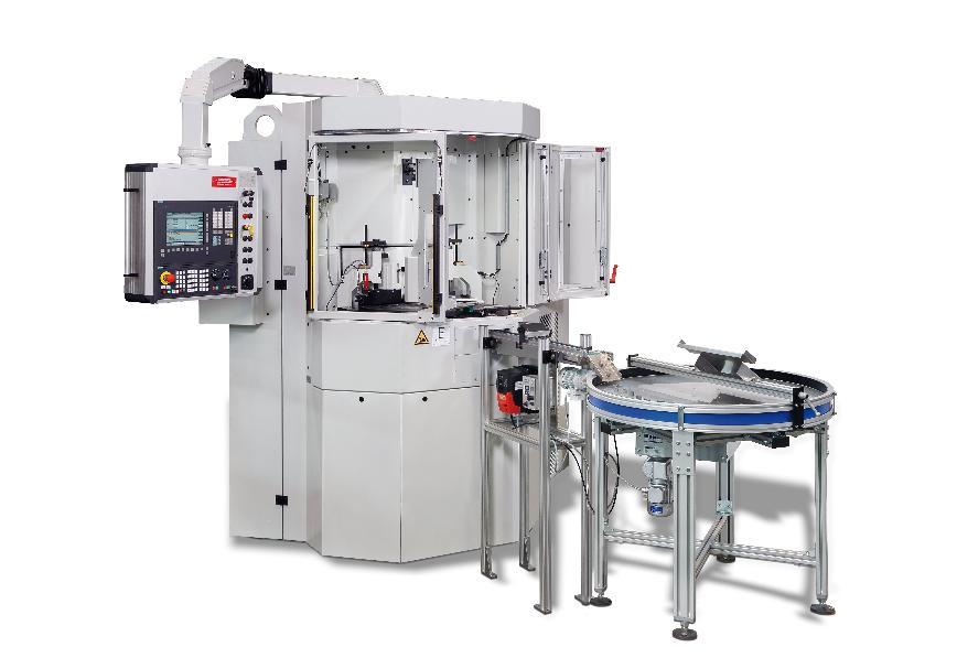 Logo Double face grinding machine - DISKUS DDS-XR