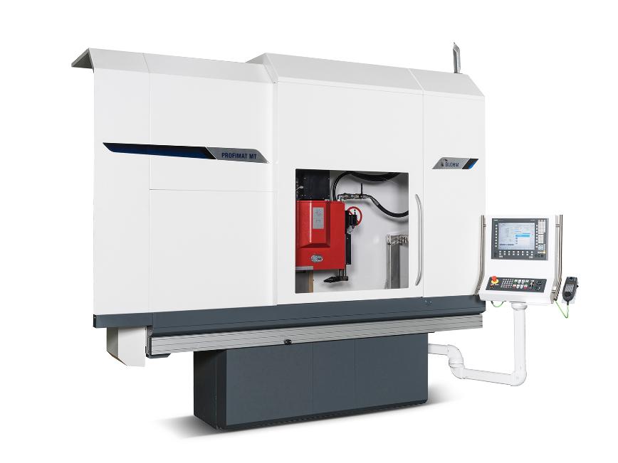 Logo Horizontal spindle surface grinding machine - BLOHM PROFIMAT MT