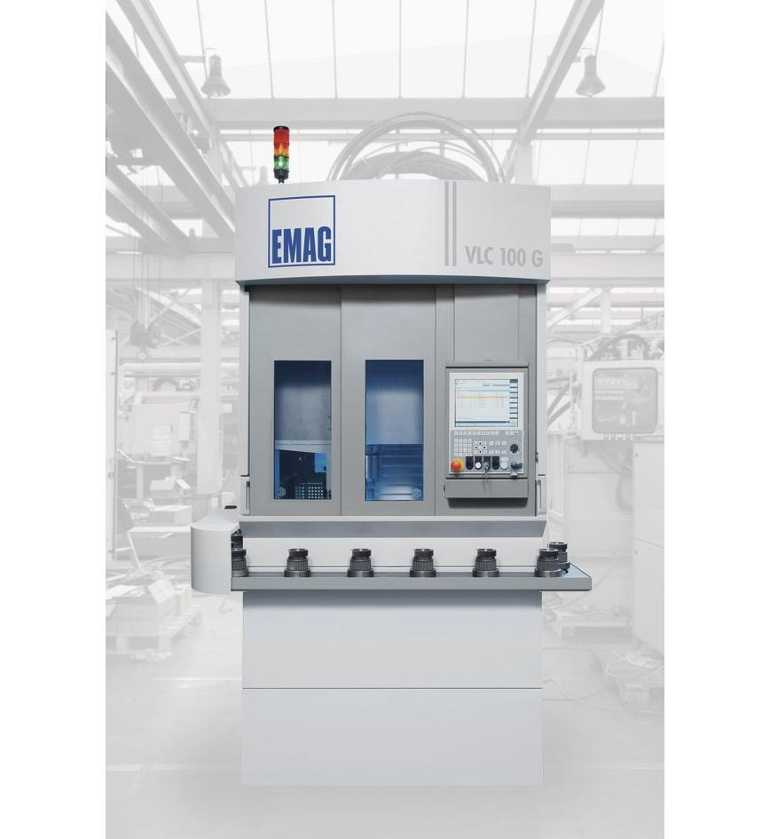 Logo Centreless grinding machine - VLC 100 G