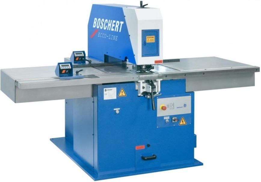 Logo Punching machines - Punching Machine Eccoline
