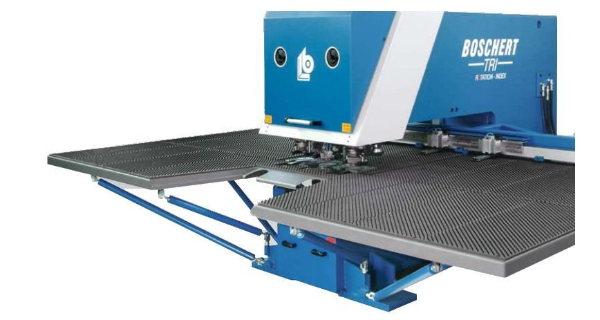 Logo Punching machines - Punching Machine TRI