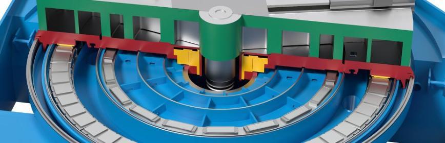 Logo Vertical turning machine - VTM series