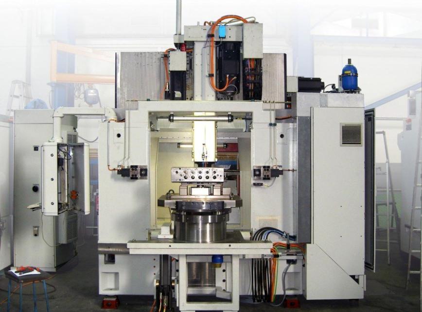 Logo Other lathe - SMX 5162 Honing Machine