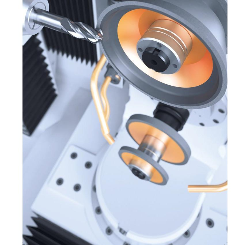 Logo Schleifmaschine für Vollhartmetallwerkzeuge VGrind 360