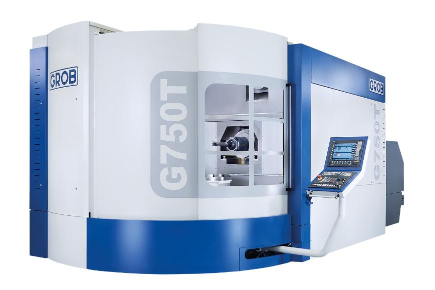 Logo Universal machining centre - G750T