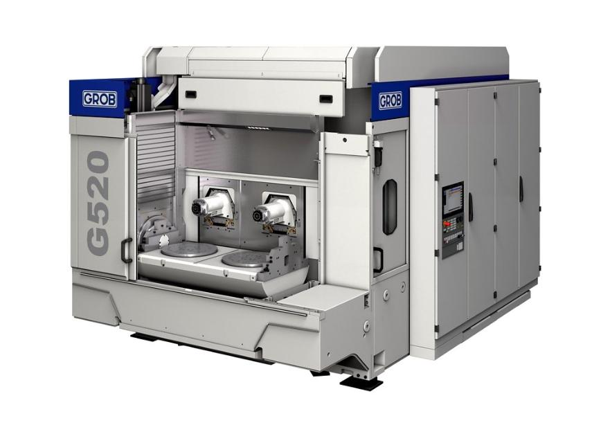 Logo  - G-Series – The flexible manufacturing system