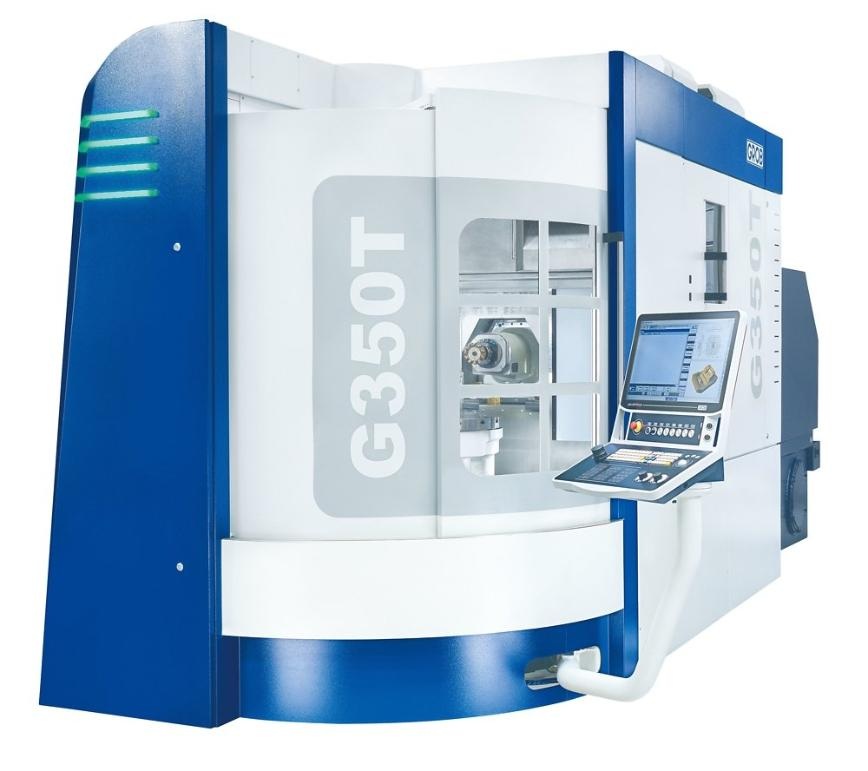 Logo Horizontal machining centre - G350T – Generation 2