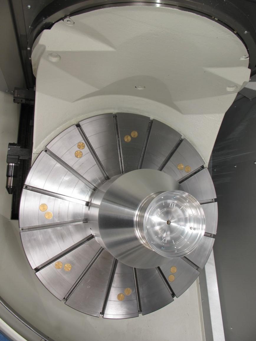 Logo Universal machining centre - G550T