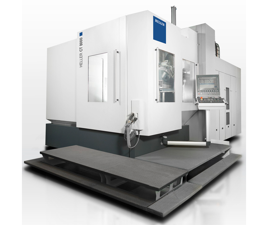 Logo Mill-Turn machining centre - CP/CT 8000