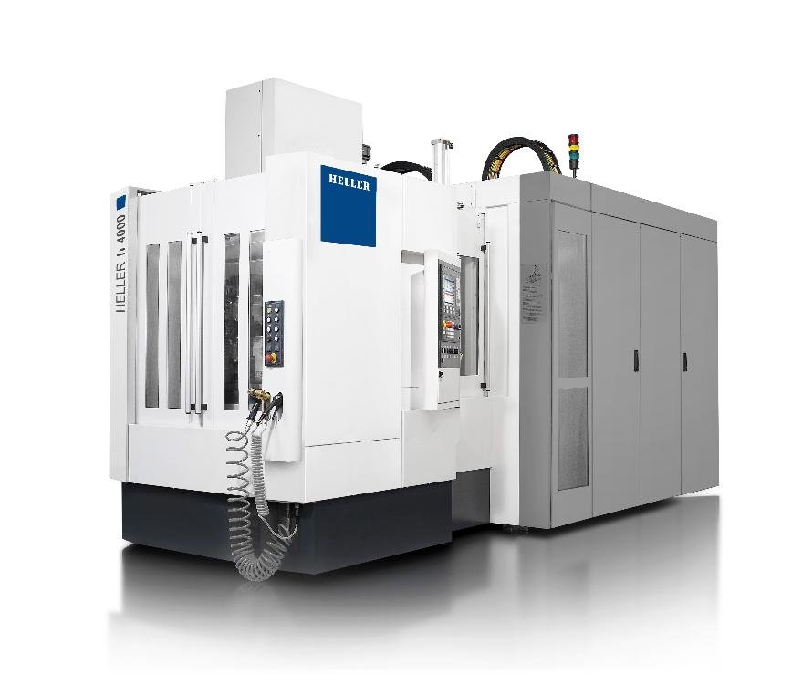 Logo 4-axis horizontal machining centres - H 4000