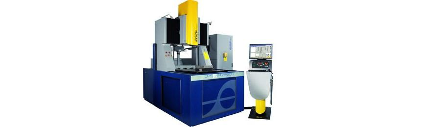 Logo Funkenerosionsmaschine - GANTRY EAGLE 800