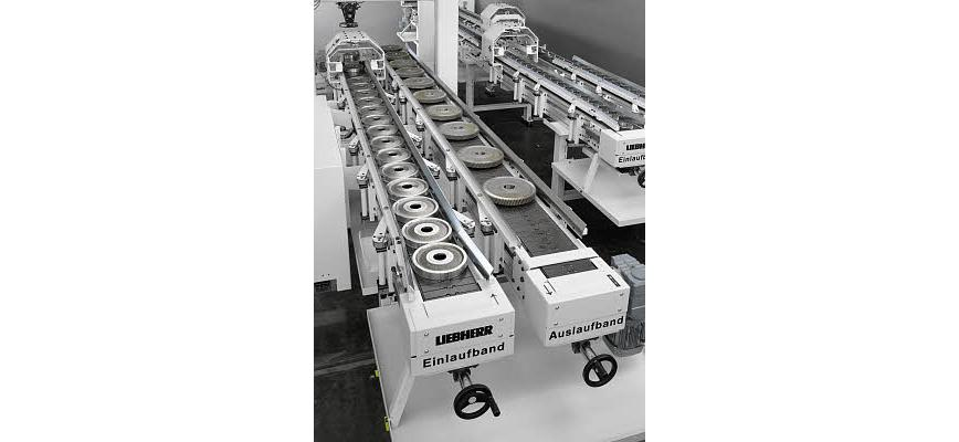 Logo Conveying equipment and systems - Hinged chain conveyors (SKB)