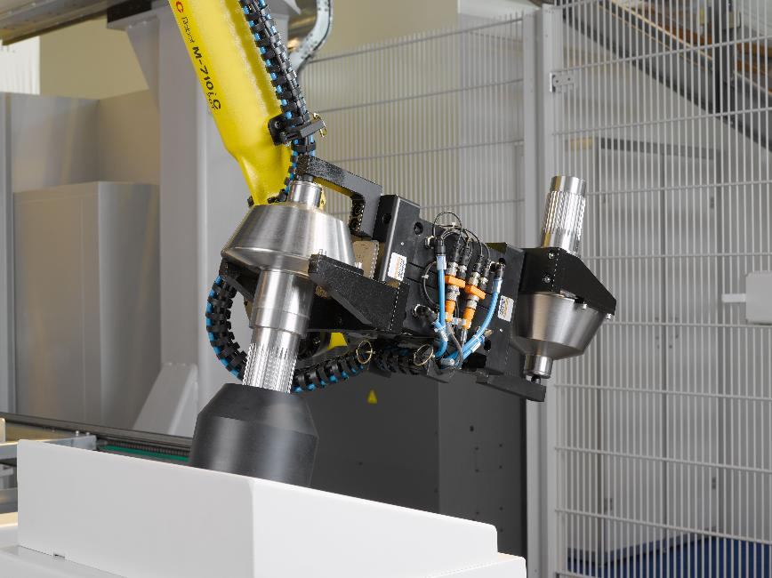 Logo Robots for other applications - Gripper systems